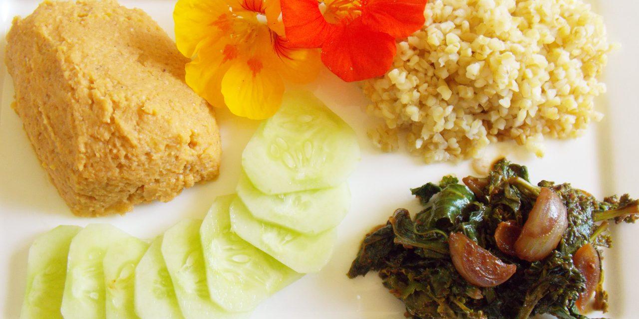 Mon quotidien : Comment j'arrive à manger sainement ?