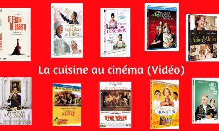 La cuisine au cinéma (Vidéo)