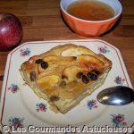 Far aux Pommes et aux Raisins (Recette à la Une !)