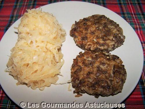 Steaks hachés végétariens (Recette à la Une !)