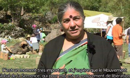 Pour continuer à manger sainement, sauvons les semences (Vidéo)