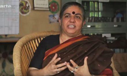 Vandana Shiva, en lutte contre le terrorisme alimentaire (Vidéo)