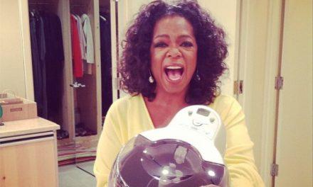 Oprah Winfrey aime l'Actifry de Seb