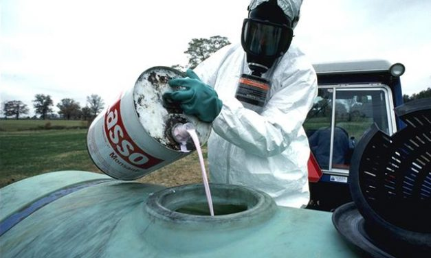 Des pesticides interdits utilisés en France
