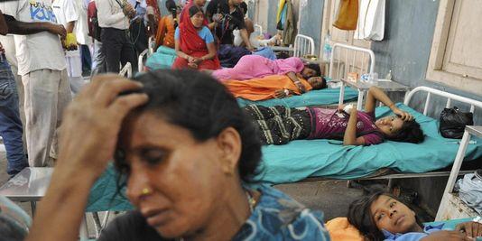 Inde : 22 enfants morts à cause de pesticides