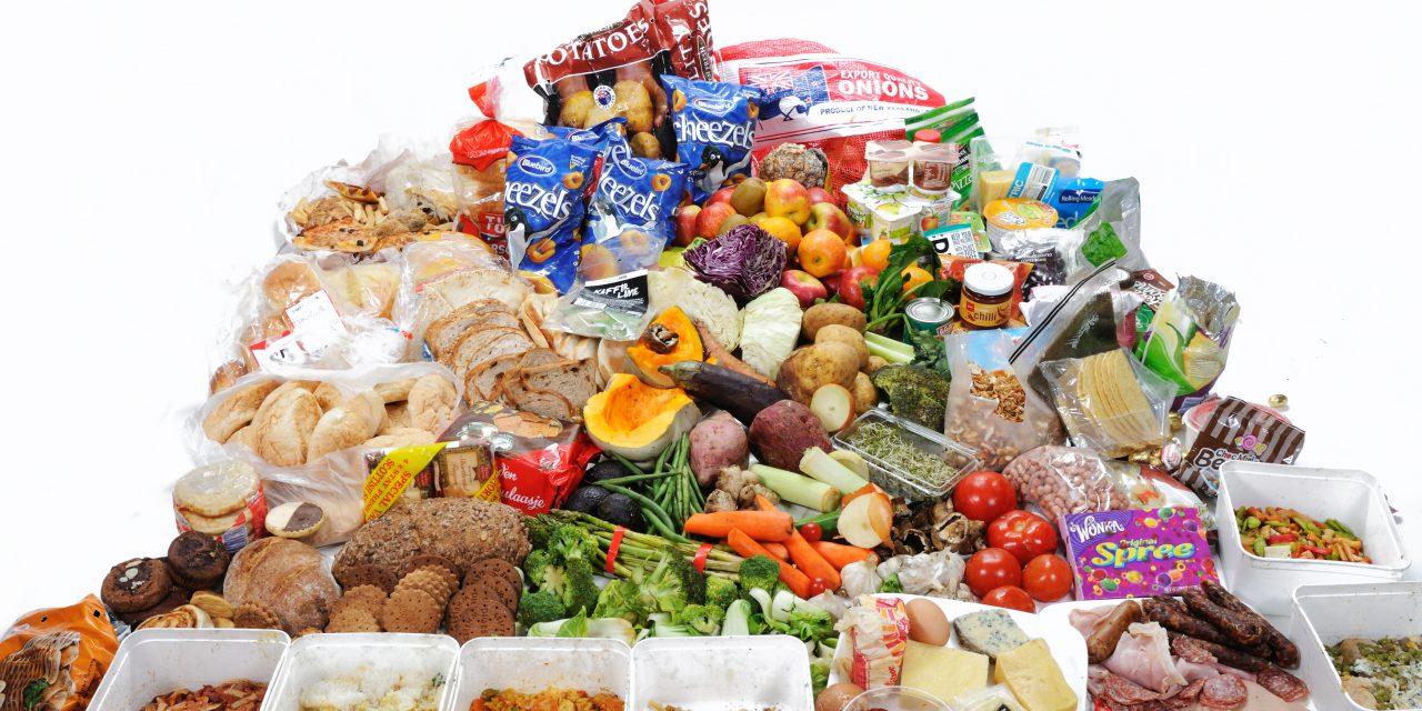 Un tiers de la production mondiale est gaspillée par an !