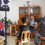Notre jardin à la télé ! (Reportage France 3)