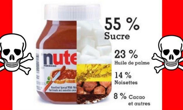 Ségolène Royale avait raison de demander le boycott de Nutella !
