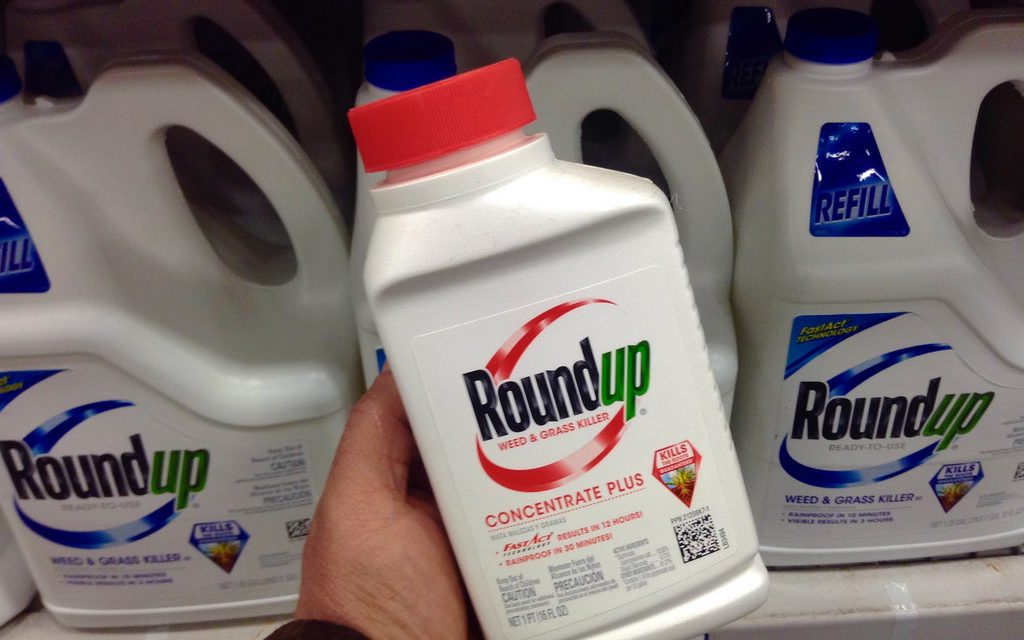 Le Roundup n'est pas cancérigène !