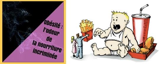 Obésité : l'odeur de la nourriture incriminée