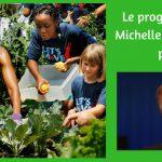 Le programme santé de Michelle Obama supprimé par Trump