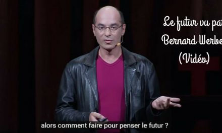 Le futur vu par Bernard Werber (Vidéo)
