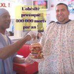 L'Amérique obèse : taille XXL pour les vêtements et les assiettes (Vidéo)