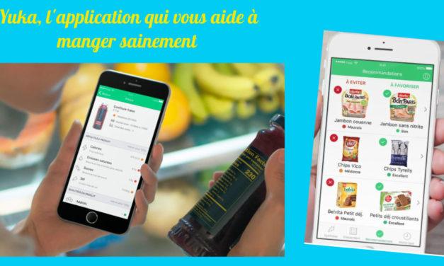 Yuka, l'application qui vous aide à manger sainement (Actu)