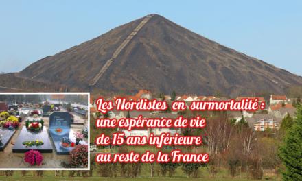 Les Nordistes en surmortalité : une espérance de vie de 15 ans inférieure au reste de la France (Actu)