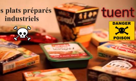 Les aliments industriels tuent ! (Vidéo)