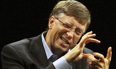 Bill Gates est un faux écolo !