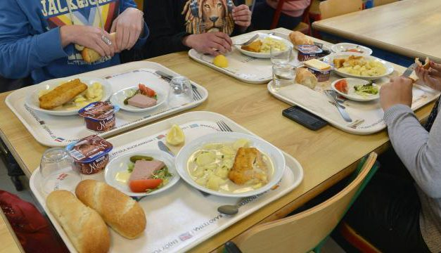 Cantines : à quand l'amélioration des repas ?