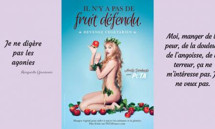 Arielle Dombasle nue pour promouvoir le végétarisme
