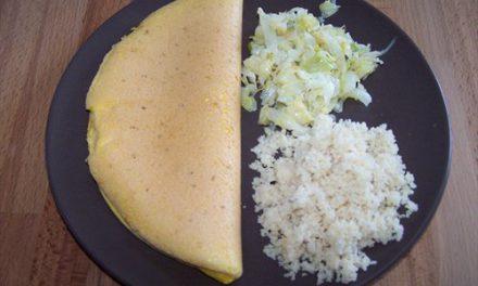 Omelette soufflée (Recette à la Une)