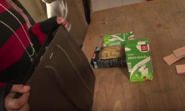 Une initiative originale pour nourrir les pauvres au Portugal (Vidéo)