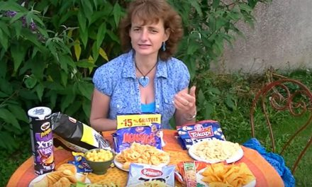 Chips aromatisées : attention danger ! (Vidéo)