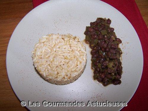 Haricots Azukis aux poireaux (Recette à la Une)