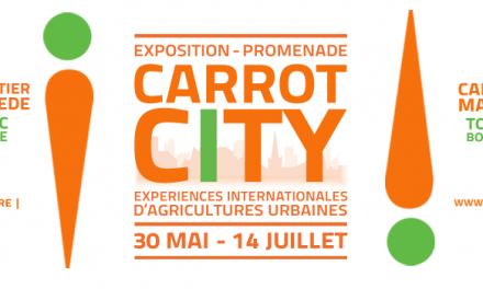 « Carrot City » (l'agriculture en ville) à Toulouse