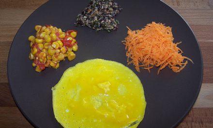 Omelette Party (Recette à la Une)