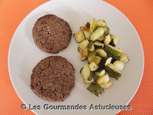 Galettes végétariennes lentilles-quinoa (Recette à la Une)