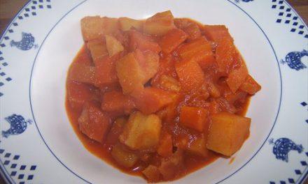 Ragoût de légumes d'hiver épicé (Recette à la Une)