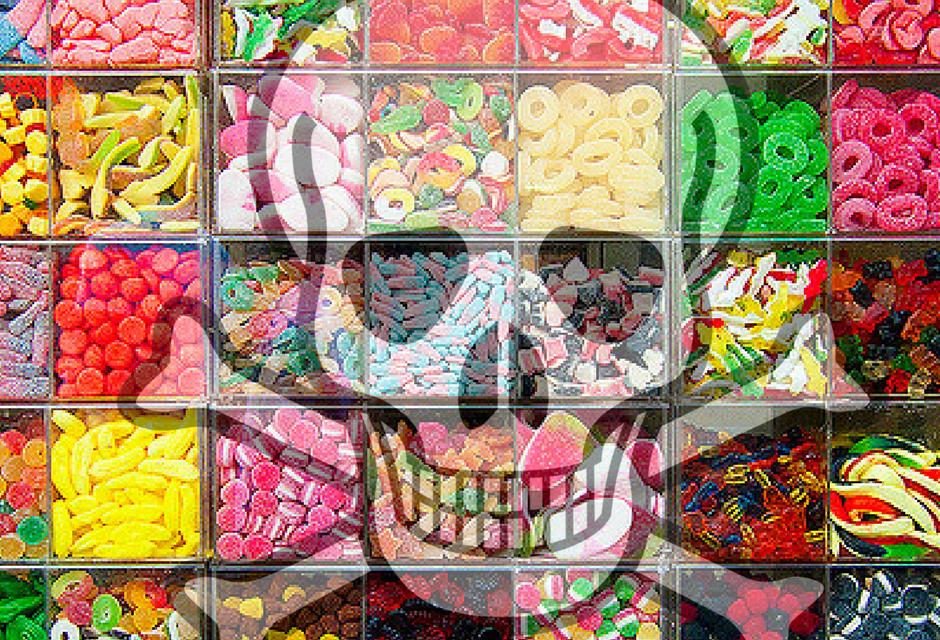 La vérité sur les bonbons par Corinne Gouget (Vidéo)