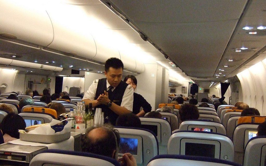 Les insecticides sont vraiment partout, même dans les avions !