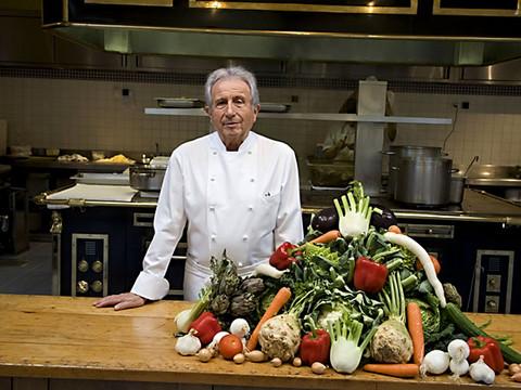 Ouverture d'une école de cuisine saine par le chef étoilé Michel Guérard