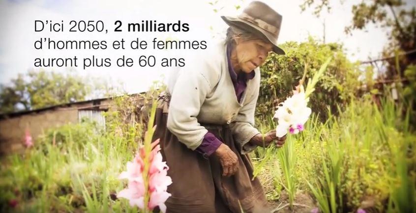 Une bonne santé pour mieux vieillir (Vidéo)