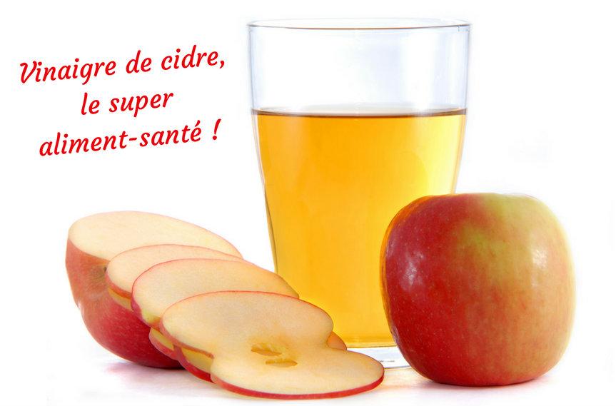 Le vinaigre de cidre, un aliment-santé indispensable dans votre pharmacie !