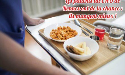 Les patients du CHU de Rennes ont de la chance : ils mangent mieux ! (Actu)
