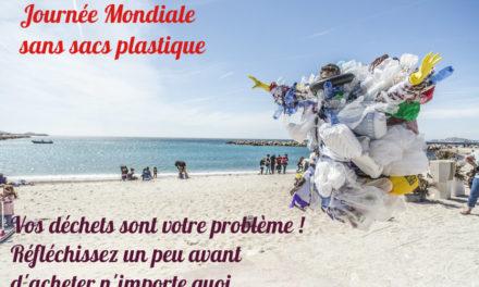 Journée Mondiale sans sacs plastique (Actu)