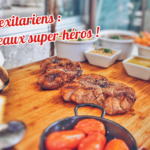 Flexitariens : les nouveaux super-héros !