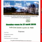 Opération Vendin Propre, 4ème édition, le 27 avril 2019