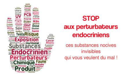 Les perturbateurs endocriniens, ces substances nocives invisibles qui vous veulent du mal !