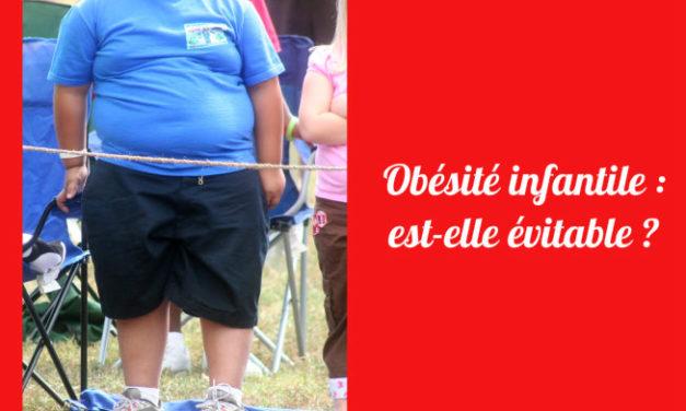 Obésité infantile : comment s'en sortir ? (Vidéo)