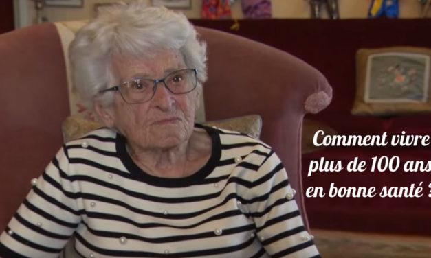 Comment vivre plus de 100 ans ? (Vidéo)
