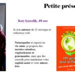 Conférence «101 gestes pour la Planète, pour une vie saine et heureuse» : le retour !