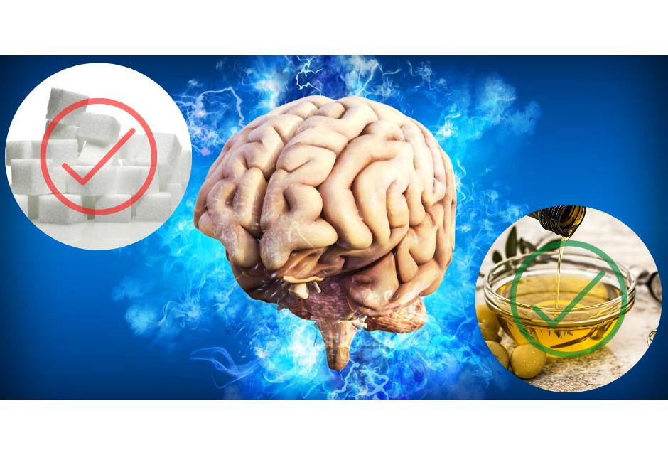 Le sucre est mauvais pour le cerveau