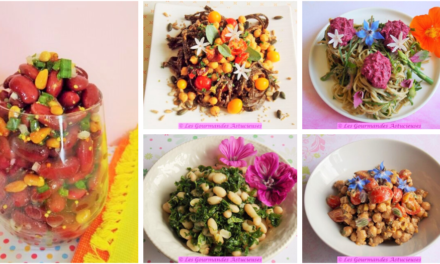 Salades roboratives en 5 recettes