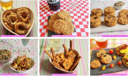 Les biscuits apéritifs en 6 recettes !
