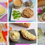 Les tartinades en 6 recettes