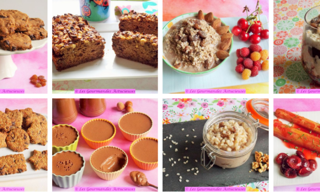 6 desserts et biscuits sans sucre