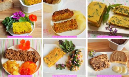 6 recettes de terrines Vegan